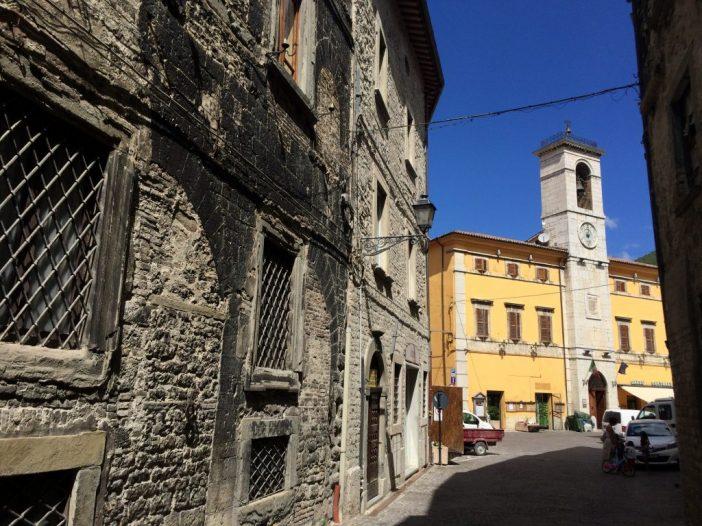La Flaminia Gotica a Cantiano – …nei dintorni