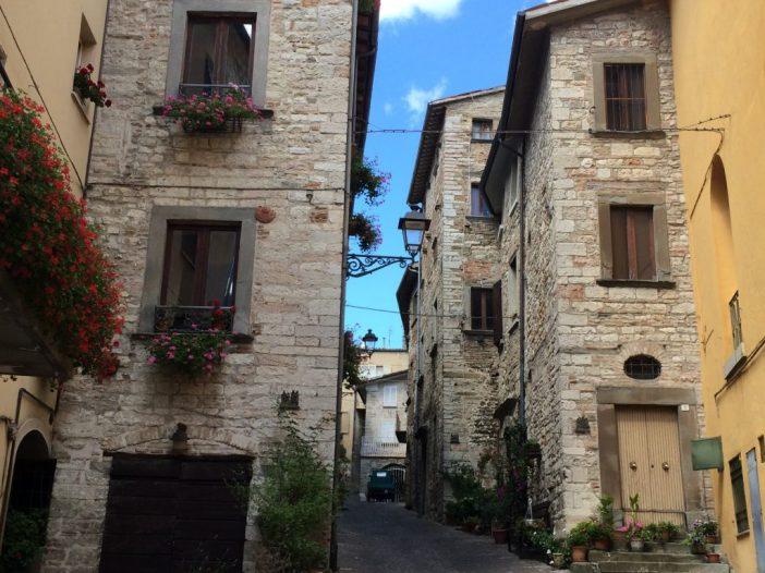 La Flaminia Gotica a Cantiano – …cosa mi porto via